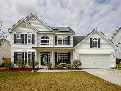 Wescott Plantation Single Family Home For Sale: 9214 Markleys Grove Boulevard