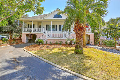 Isle Of Palms Attached For Sale: 16 Links Clubhouse Villas