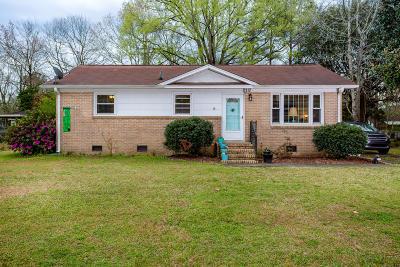 Goose Creek Single Family Home Contingent: 217 Birch Avenue