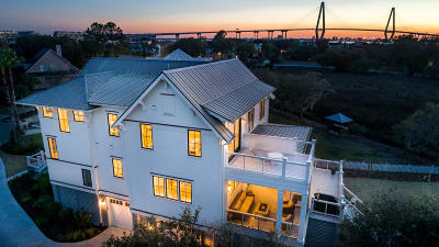 Single Family Home Contingent: 800 Fiddlers Point Lane