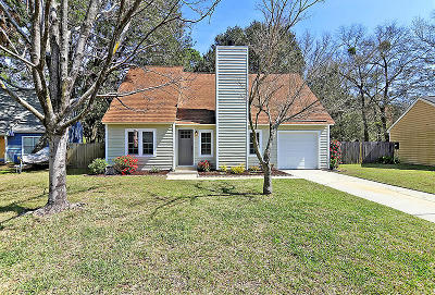 Mount Pleasant Single Family Home Contingent: 1410 School House Road