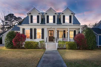 Mount Pleasant Single Family Home Contingent: 337 N Civitas Street