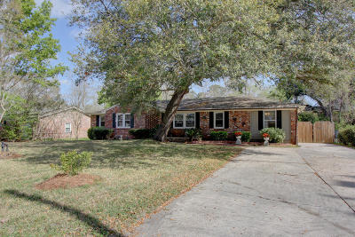 Hanahan Single Family Home For Sale: 6014 Meadowcliff Avenue
