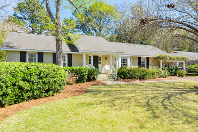 Mount Pleasant Single Family Home For Sale: 912 Searle Court