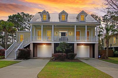 Mount Pleasant Single Family Home Contingent: 2505 Charter Oaks Drive