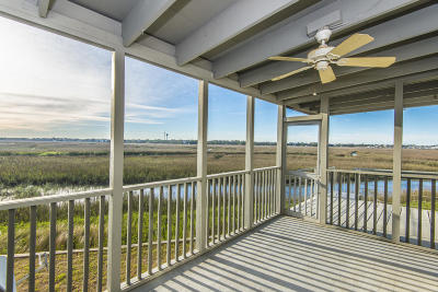Folly Beach Attached For Sale: 249 Little Oak Drive
