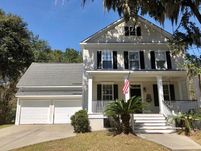 Mount Pleasant Single Family Home For Sale: 3521 E Higgins Drive