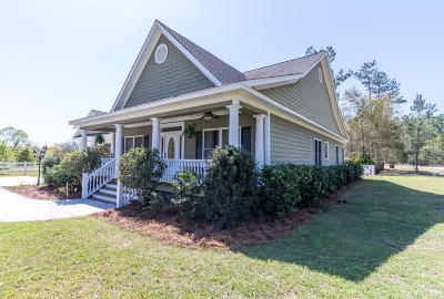 Walterboro Single Family Home For Sale: 87 Watershed Court