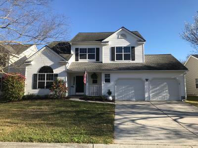 Mount Pleasant Single Family Home Contingent: 401 Antebellum Lane