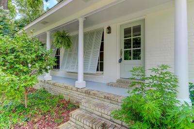 Mount Pleasant Single Family Home For Sale: 1466 Glencoe Drive