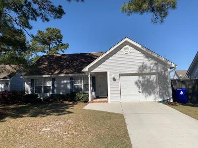 North Charleston Single Family Home For Sale: 7716 Brookdale Boulevard