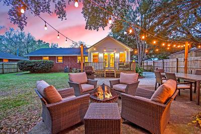 Mount Pleasant Single Family Home For Sale: 1448 Mataoka Street