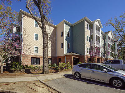 Charleston County Attached For Sale: 1755 Central Park Road #6101