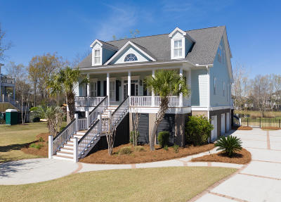 Mount Pleasant Single Family Home For Sale: 1113 Ayers Plantation Way