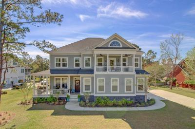 Mount Pleasant Single Family Home For Sale: 405 Commonwealth Road
