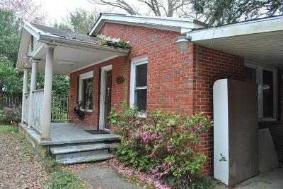 North Charleston Single Family Home For Sale: 2136 Easy Street Street