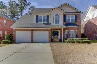 North Charleston Single Family Home For Sale: 8743 Evangeline Drive