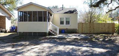North Charleston Single Family Home For Sale: 2736 Gordon Street