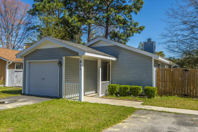 Summerville Single Family Home Contingent: 215 Pebble Creek Road