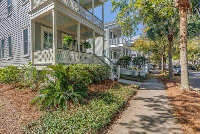 Mount Pleasant Single Family Home For Sale: 184 Civitas Street