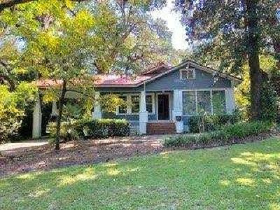 Walterboro Single Family Home For Sale: 1116 Wichman Street