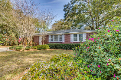 Single Family Home Contingent: 1246 Julian Clark Road