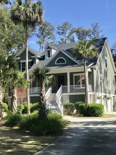 Seabrook Island Single Family Home Contingent: 3250 Privateer Creek Road