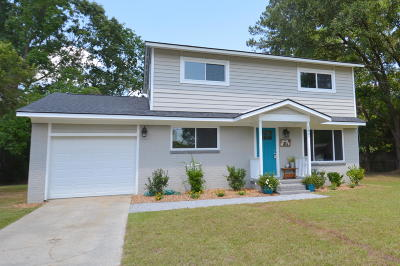 West Ashley Plantation Single Family Home For Sale: 1847 Sandcroft Drive