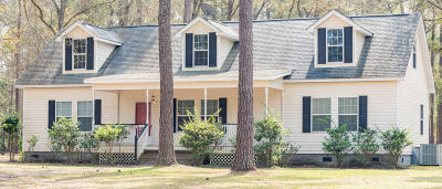 Walterboro Single Family Home Contingent: 651 Ulmer Lake Drive