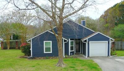 Single Family Home For Sale: 1144 Oakcrest Drive