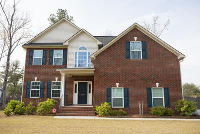 North Charleston Single Family Home Contingent: 5548 Crescent View Drive