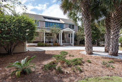 Seabrook Island Single Family Home For Sale: 2253 Catesbys Court