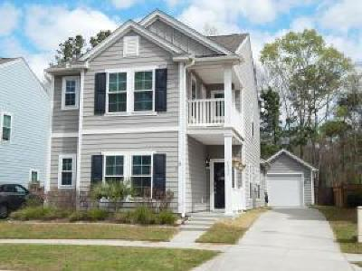 Johns Island Single Family Home For Sale: 1642 Sparkleberry Lane