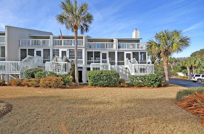 Isle Of Palms Attached For Sale: 46 Beach Club Villas