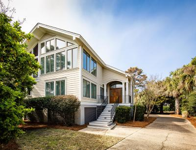 Seabrook Island Single Family Home For Sale: 2249 Catesbys