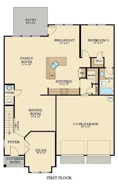 Ladson Single Family Home For Sale: 5158 Preserve Boulevard