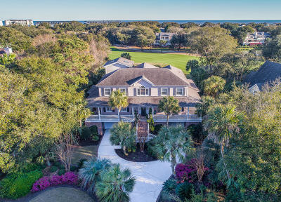 Isle Of Palms Single Family Home For Sale: 3 Dune Ridge Lane