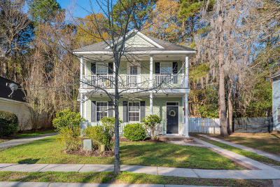 Johns Island Single Family Home For Sale: 1769 Hickory Knoll Way
