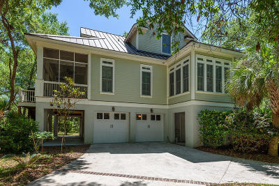 Seabrook Island Single Family Home Contingent: 2455 Seabrook Island Road