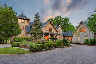 Johns Island Single Family Home For Sale: 4289 Wild Turkey Way