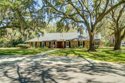Charleston Single Family Home For Sale: 24 Broughton Road