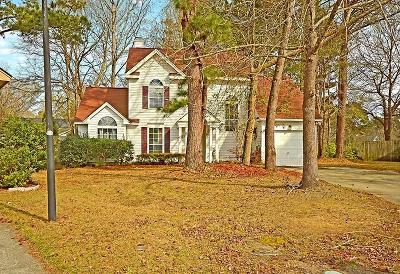 Summerville Single Family Home Contingent: 105 Dericote Ln