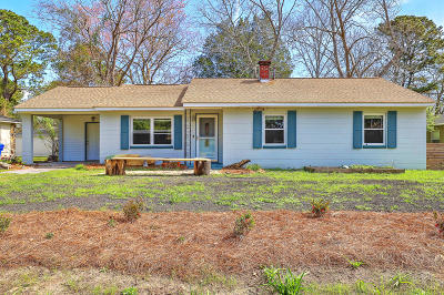 Charleston Single Family Home For Sale: 738 W Oak Forest Drive