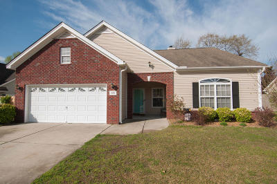 Summerville Single Family Home For Sale: 132 Long Bourne Way