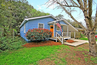 Single Family Home Contingent: 2173 Edisto Avenue
