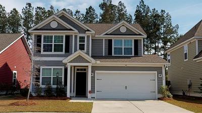 Summerville Single Family Home For Sale: 319 Whispering Breeze Lane