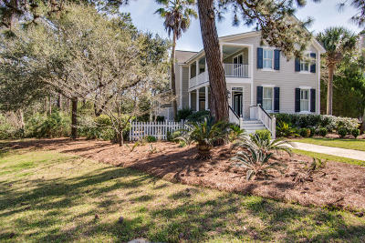 Charleston Single Family Home For Sale: 132 Beresford Creek Street