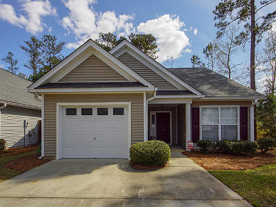 Summerville Single Family Home For Sale: 9309 Ayscough Road