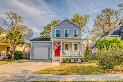 Charleston Single Family Home For Sale: 1806 Parkland Preserve Lane