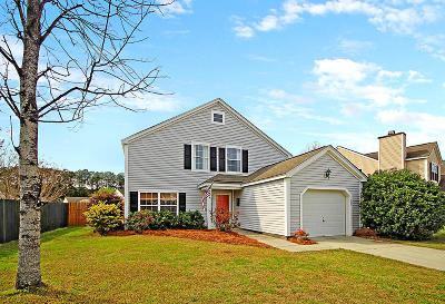 Charleston Single Family Home Contingent: 1207 Shadow Mist Ln